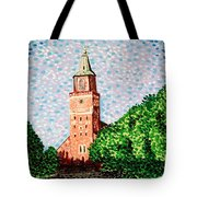 Turku Cathedral  Tote Bag