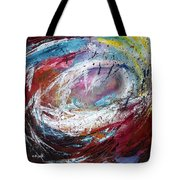 Turmoils #1  Tote Bag