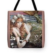 Turn Loose The Mermaid Tote Bag