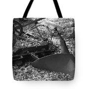 Turn The Earth No More Tote Bag