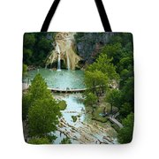 Turner Falls Grand View Two Tote Bag
