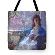 turner morning 1919 Joseph Mallord William Turner Tote Bag