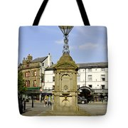 Turner's Memorial At Buxton Tote Bag