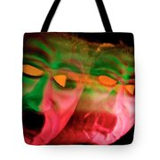 Turning Green With Envy Tote Bag