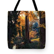 Turning Of The Leaves Tote Bag