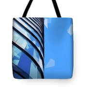 Turning The Corner - The Skywards Series Tote Bag