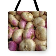 Turnips Tote Bag