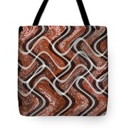 Turns And Curves Tote Bag