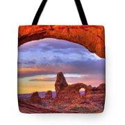 Turret Arch 1 Tote Bag