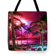 Turtle Bay - Independence Day Tote Bag