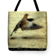 Turtle Dove Tote Bag