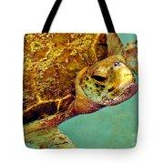 Turtle Life Tote Bag