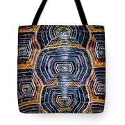 Turtle Madness Tote Bag