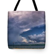 Turtle Point7 Tote Bag