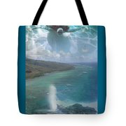 Turtle Vision Tote Bag