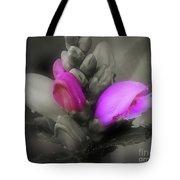 Turtlehead Flower Tote Bag