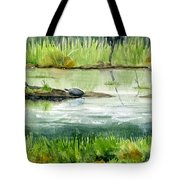 Turtles Tote Bag
