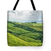 Tusacny Hills I Tote Bag