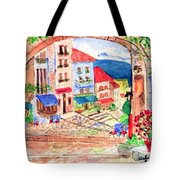 Tuscan Archway II Tote Bag
