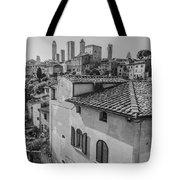A Window To Tuscany Tote Bag