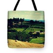 Tuscan Country Tote Bag