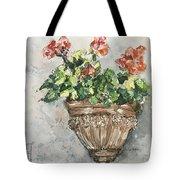 Tuscan Floral Tote Bag
