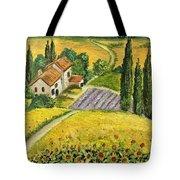 Tuscan Italy Tote Bag