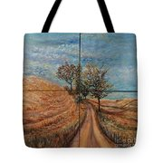 Tuscan Journey Tote Bag by Nadine Rippelmeyer