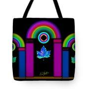 Tuscan Neon Tote Bag