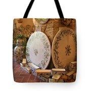 Tuscan Pottery Tote Bag
