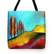 Tuscan Sentinels Tote Bag