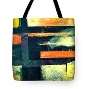 Tuscan Square Tote Bag