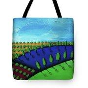 Tuscan Storm Tote Bag