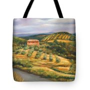 Tuscan Summer Tote Bag