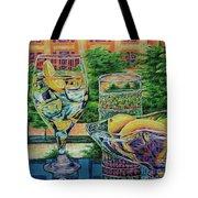 Tuscan Summer Lemonade  Tote Bag