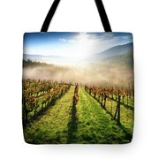 Tuscan Sunrise Tote Bag