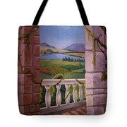 Tuscan Terrace  Tote Bag