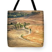 Tuscan View Tote Bag