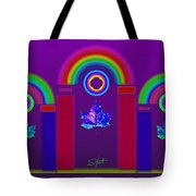 Tuscan Violet Tote Bag