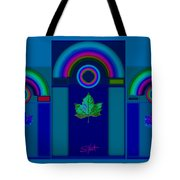 Tuscan Winter Tote Bag