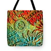 Tuscany Batik Tote Bag