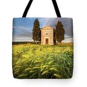 Tuscany Chapel Tote Bag