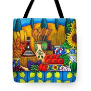 Tuscany Delights Tote Bag