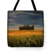 Tuscany Soldiers  Tote Bag