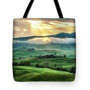 Tuscany Sunburst- Tote Bag
