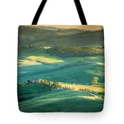 Tuscany Sunset Tote Bag