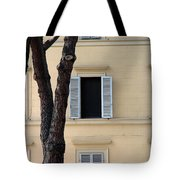 Tuscany Window Tote Bag by Julian Perry