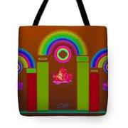 Tuscon Autumn Tote Bag