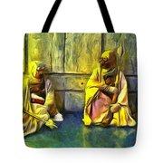 Tuskens At Break - Da Tote Bag