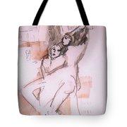 Tussle Tote Bag